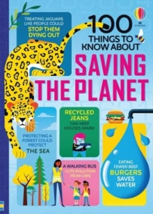 100 Things to Know About Saving the Planet, Hardback Book