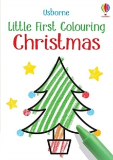 Little First Colouring Christmas, Paperback / softback Book