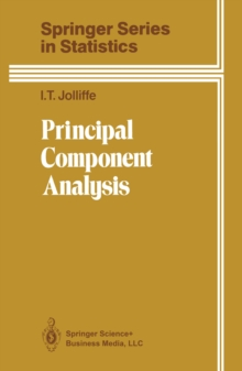Principal Component Analysis, PDF eBook
