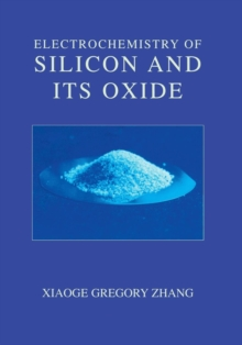 Electrochemistry of Silicon and Its Oxide, Paperback / softback Book
