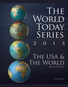 The USA and The World 2013, Paperback / softback Book