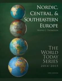 Nordic, Central, and Southeastern Europe 2014, Paperback / softback Book