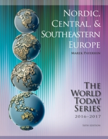 Nordic, Central, and Southeastern Europe 2016-2017, Paperback Book