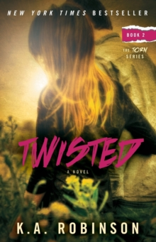 Twisted : Book 2 in the Torn Series, Paperback / softback Book