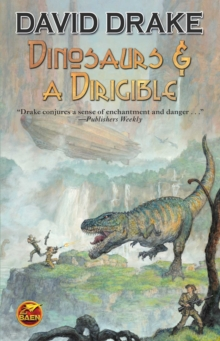 Dinosaurs and a Dirigible, Paperback / softback Book
