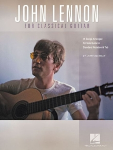 John Lennon For Classical Guitar, Paperback / softback Book