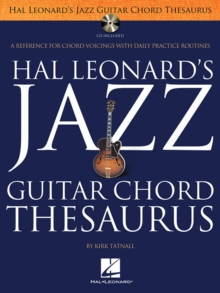 Jazz Guitar Chord Thesaurus, Paperback / softback Book