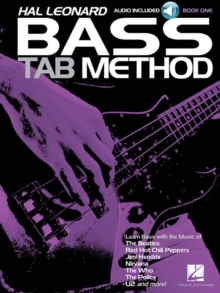 Hal Leonard : Bass Tab Method, Paperback / softback Book