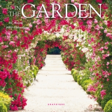 IN THE GARDEN 2019 MINI WALL CALENDAR, Paperback Book