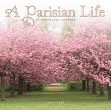 A Parisian Life 2020 Mini Wall Calendar, Calendar Book