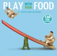 Play with Your Food 2020 Square Wall Calendar, Calendar Book