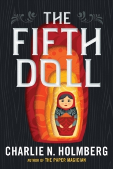 The Fifth Doll, Paperback Book