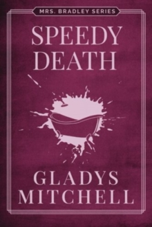 SPEEDY DEATH, Paperback Book