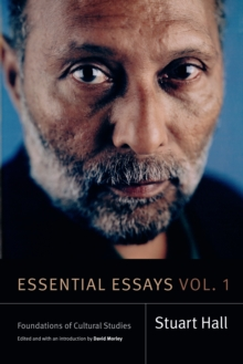 Essential Essays, Volume 1 : Foundations of Cultural Studies, Paperback / softback Book