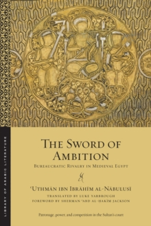 The Sword of Ambition : Bureaucratic Rivalry in Medieval Egypt, Paperback / softback Book
