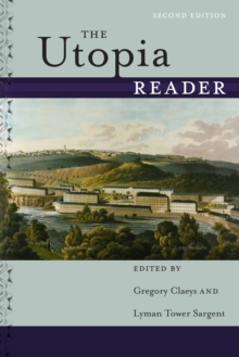 The Utopia Reader, Second Edition, Paperback / softback Book