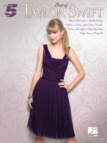 Best of Taylor Swift, Paperback / softback Book