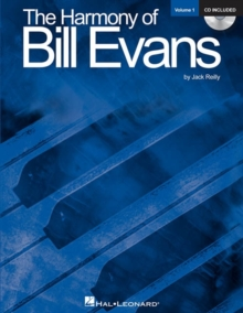 The Harmony Of Bill Evans, Paperback / softback Book