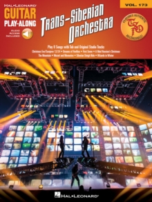 TRANSSIBERIAN ORCHESTRA GUITAR PLAYALONG, Paperback Book
