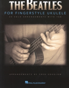 The Beatles For Fingerstyle Ukulele, Paperback Book