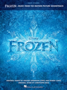 Frozen : Music From The Motion Picture Soundtrack - Easy Piano, Paperback Book