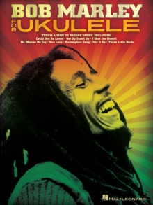 Bob Marley For Ukulele, Paperback Book