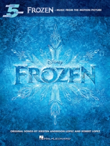 Frozen : Music From The Motion Picture Series - Beginning Piano Solo Songbook, Paperback Book