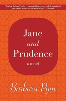 Jane and Prudence, Paperback / softback Book