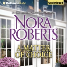 A Matter of Choice, eAudiobook MP3 eaudioBook