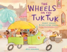 The Wheels on the Tuk Tuk, Hardback Book