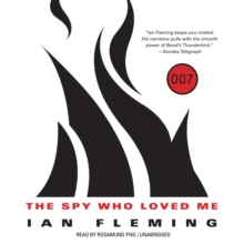 The Spy Who Loved Me, eAudiobook MP3 eaudioBook