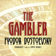 The Gambler, eAudiobook MP3 eaudioBook