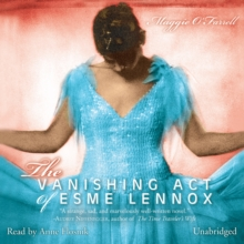 The Vanishing Act of Esme Lennox, eAudiobook MP3 eaudioBook