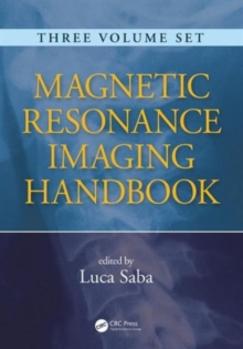Magnetic Resonance Imaging Handbook, Hardback Book