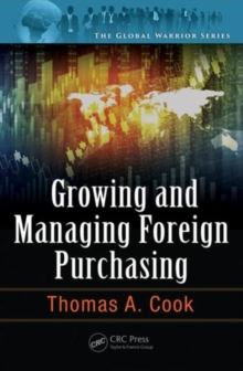 Growing and Managing Foreign Purchasing, Hardback Book