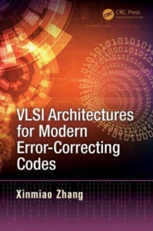 VLSI Architectures for Modern Error-Correcting Codes, Hardback Book