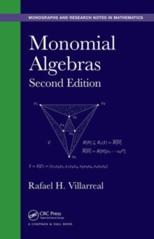 Monomial Algebras, Second Edition, Hardback Book