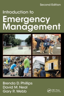 Introduction to Emergency Management, Hardback Book