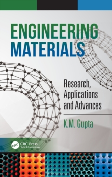 Engineering Materials : Research, Applications and Advances, Hardback Book