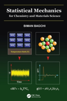 Statistical Mechanics for Chemistry and Materials Science, Hardback Book