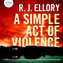 A Simple Act of Violence, eAudiobook MP3 eaudioBook