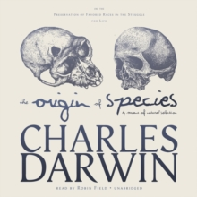 The Origin of Species by Means of Natural Selection, eAudiobook MP3 eaudioBook