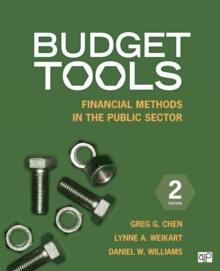 Budget Tools : Financial Methods in the Public Sector, Paperback / softback Book
