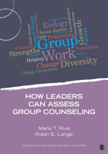 How Leaders Can Assess Group Counseling, Paperback / softback Book