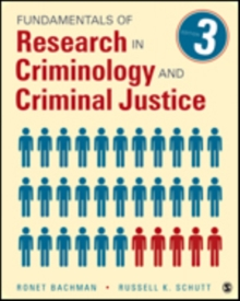 Fundamentals of Research in Criminology and Criminal Justice, Paperback / softback Book