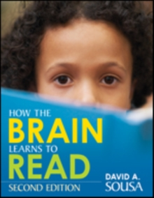 How the Brain Learns to Read, Paperback / softback Book