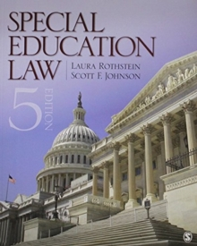 BUNDLE: Rothstein: Special Education Law, 5e + Osborne: Special Education and the Law, 2e, Kit Book