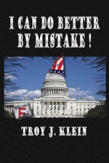 I Can Do Better By Mistake, Paperback / softback Book