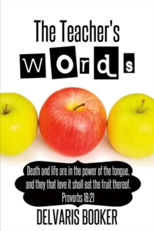 The Teacher's Words, Paperback / softback Book