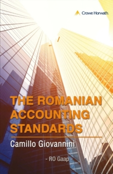 The Romanian Accounting Standards - Romanian Gaap, Paperback / softback Book